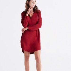 Madewell Du Jour dress